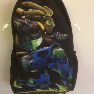 Overwatch Lucio backpack